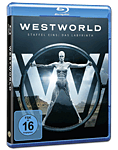 Westworld: Staffel 1 Blu-ray (3 Discs)