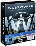Westworld: Staffel 1 - Digipack Edition Blu-ray (3 Discs)