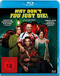 Why Don't You Just Die! Blu-ray