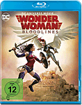 Wonder Woman: Bloodlines Blu-ray