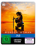 Wonder Woman - Steelbook Edition Blu-ray