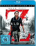 World War Z - Extended Cut Blu-ray