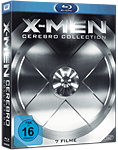 X-Men - Cerebro Collection Blu-ray (7 Discs)