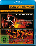 xXx: Triple X + xXx 2: The next Level - 2 Movie Pack Blu-ray (2 Discs)
