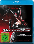 YatterMan Blu-ray