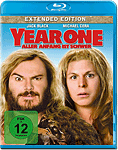 Year One: Aller Anfang ist schwer - Extended Version Blu-ray