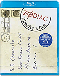Zodiac - Director's Cut Blu-ray