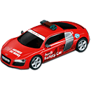 Carrera Auto Audi R8 Safety Car Le Mans (Carrera)