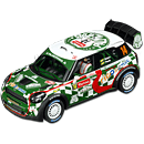 Carrera Auto MINI Countryman WRC No. 05