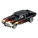 Carrera Auto Chevrolet Chevelle SS 454, Super Stocker II