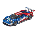 Carrera Auto Ford GT Race Car