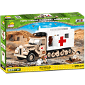 COBI World War II: Ford V3000S Maultier - Ambulance (2518)
