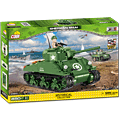 COBI World War II: Sherman M4A1 (2464A)
