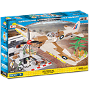COBI Historical Collection: Supermarine Spitfire Maintenance Hangar (5546)