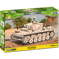 COBI World War II: Sd.Kfz.121 Panzer II Ausf. F (2527)