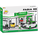 COBI Skoda: Fabia R5 Racing Garage (24580)