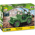 COBI World War II: Willys MB 1/4 ton 4x4 (2399)