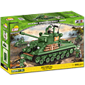 COBI World War II: M4A3E8 Sherman Easy Eight (2533)