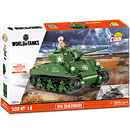 COBI World of Tanks: M4 Sherman (3007A)