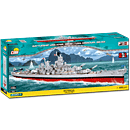 COBI World War II: Battleship USS Iowa BB-61 / Missouri BB-63 (4812)