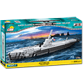 COBI Historical Collection: Gato Class Submarine USS Wahoo SS-238 (4806)