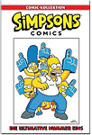 Simpsons Comic-Kollektion 01: Die ultimative Nummer eins