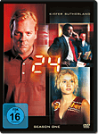 24: Staffel 1 (6 DVDs) (DVD Filme)