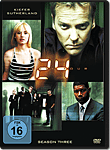 24: Staffel 3 (6 DVDs) (DVD Filme)