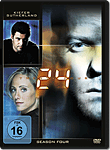 24: Staffel 4 (7 DVDs) (DVD Filme)
