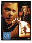 24: Staffel 5 (7 DVDs) (DVD Filme)