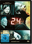 24: Staffel 6 (7 DVDs) (DVD Filme)