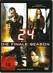 24: Staffel 8 (6 DVDs) (DVD Filme)