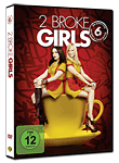 2 Broke Girls: Staffel 6 Box (2 DVDs)