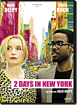 2 Days in New York (DVD Filme)