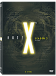 Akte X: Staffel 05 (6 DVDs)