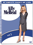 Ally McBeal: Staffel 3 Box (6 DVDs) (DVD Filme)