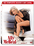 Ally McBeal: Staffel 5 Box (6 DVDs) (DVD Filme)