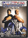 American Chopper: Season 1 Box (4 DVDs) (DVD Filme)