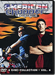American Chopper: Season 4 Box (4 DVDs) (DVD Filme)