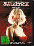 Battlestar Galactica: Season 1 Box (4 DVDs) (DVD Filme)