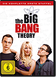 The Big Bang Theory: Staffel 01 (3 DVDs)