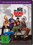The Big Bang Theory: Staffel 03 (3 DVDs) (DVD Filme)