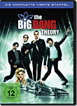 The Big Bang Theory: Staffel 4 Box (3 DVDs)