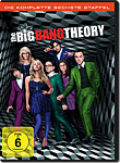 The Big Bang Theory: Staffel 06 Box (3 DVDs)