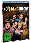 The Big Bang Theory: Staffel 8 Box (3 DVDs)