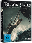 Black Sails: Staffel 2 (4 DVDs) (DVD Filme)