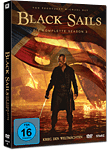 Black Sails: Staffel 3 (4 DVDs) (DVD Filme)