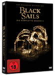 Black Sails: Staffel 4 (4 DVDs)