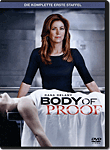 Body of Proof: Staffel 1 Box (3 DVDs) (DVD Filme)
