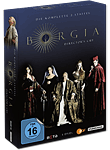Borgia: Staffel 2 Box - Director's Cut (4 DVDs)